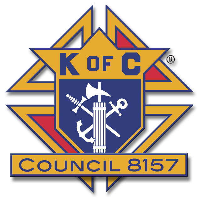 Knights of Columbus Council 8157 logo