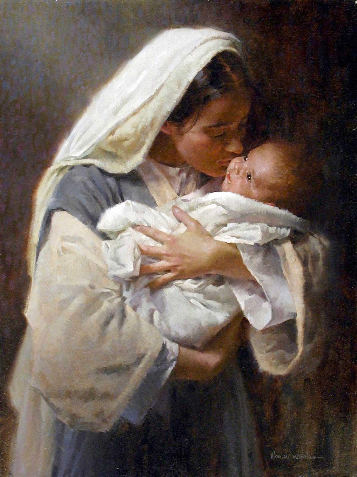 woman-infant