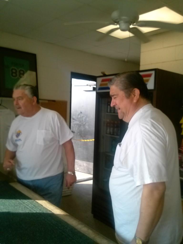 baseball - carlos and Jim