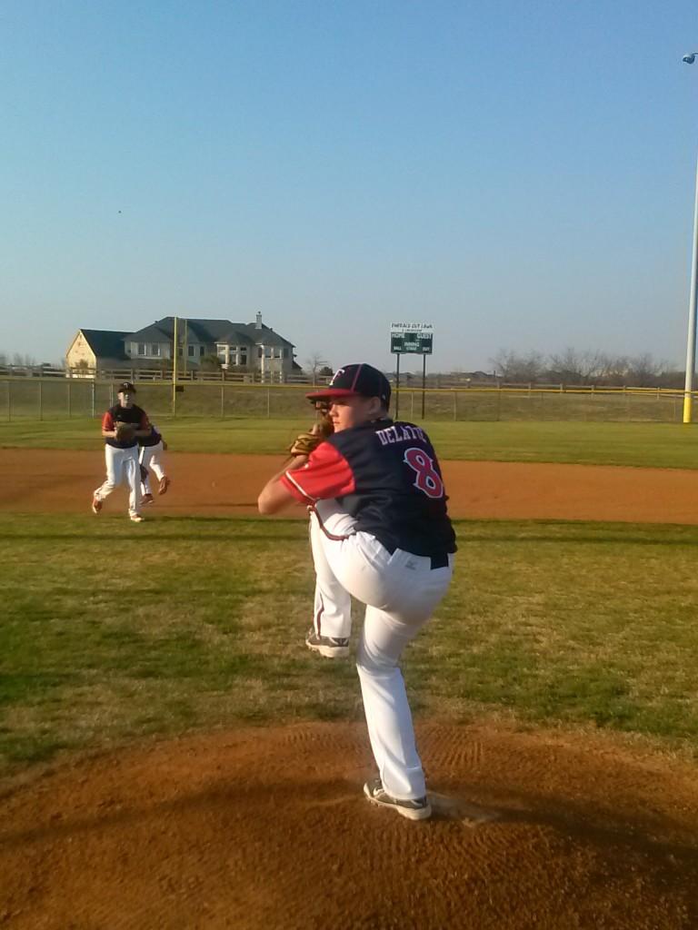 baseball - pitcher