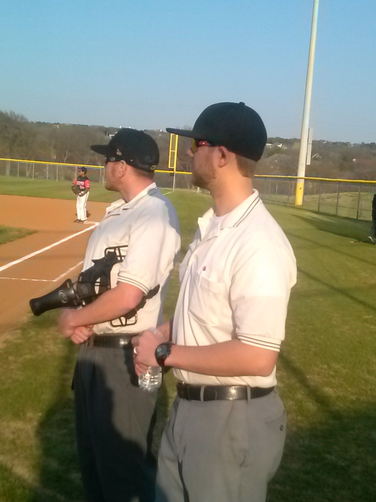 baseball - umpires