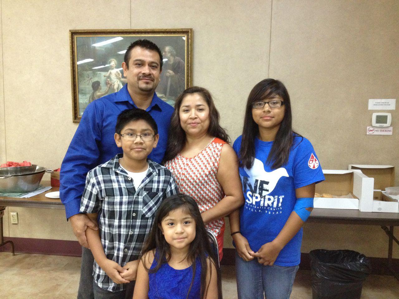 The Torreblanca family