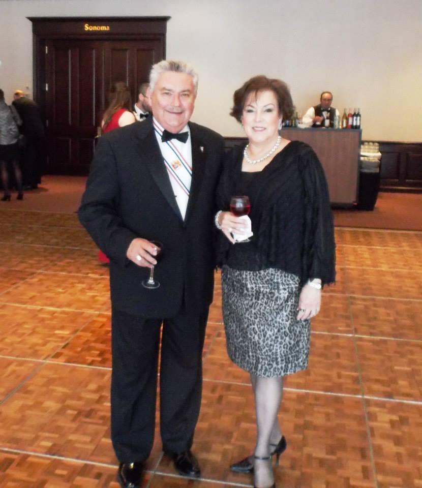 Jim and Denise Richardson