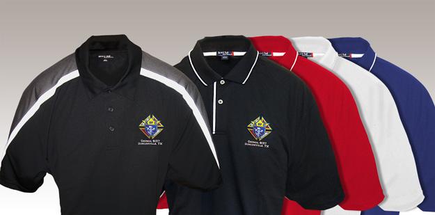Council shirts