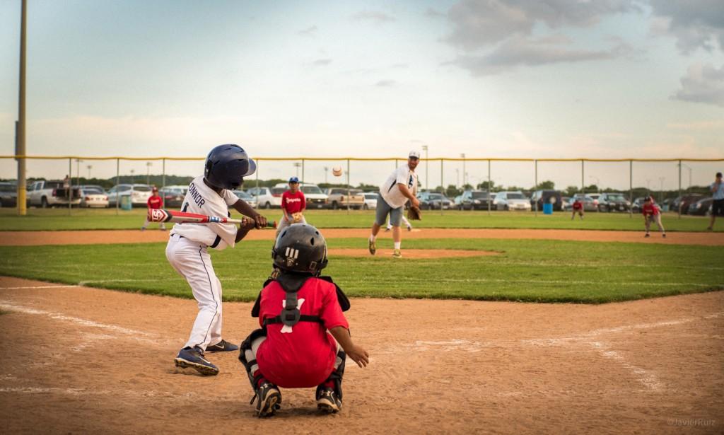 World Series Baseball at Valley Ridge. Photo by Javier Ruiz.
