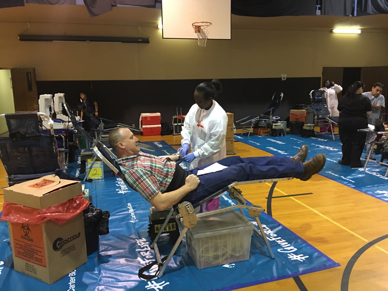 Blood Drive Winter 2016 - 15 of 16