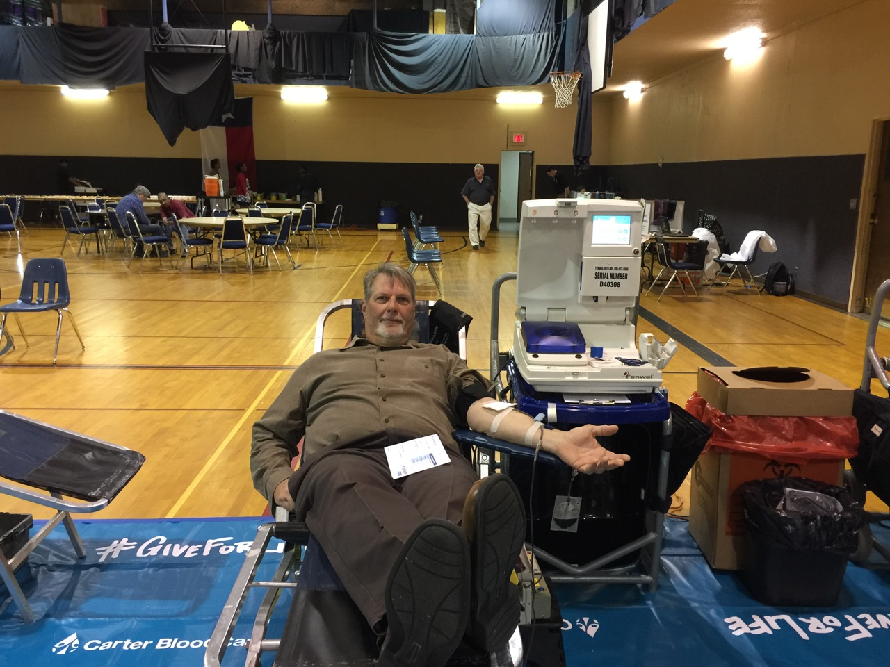 Blood Drive Winter 2016 - 5 of 16