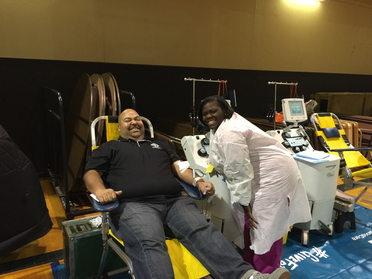 Blood Drive Winter 2016 - 6 of 16