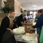 Larry Balagna at St-Joseph-cookout-2017