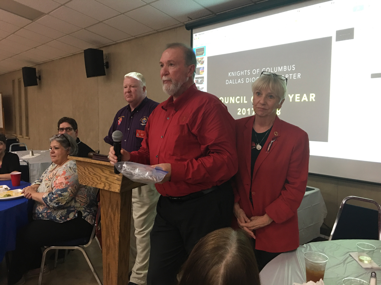 Keith & Mary Archer - Awards Dinner 2018 - 44 of 47