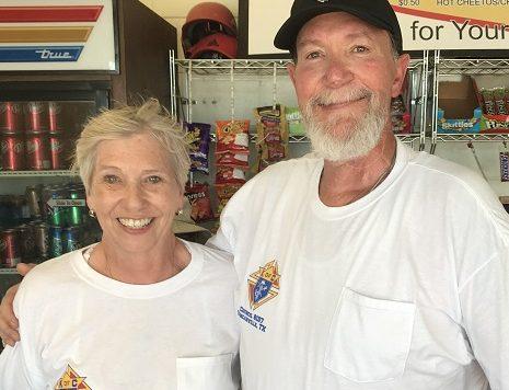 Keith & Mary Archer