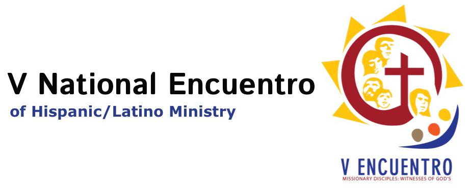 v encuentro logo
