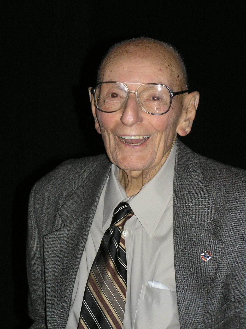 Ross Musso 1920-2011