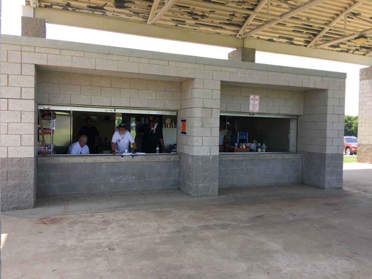 football concessions andy goza james smith