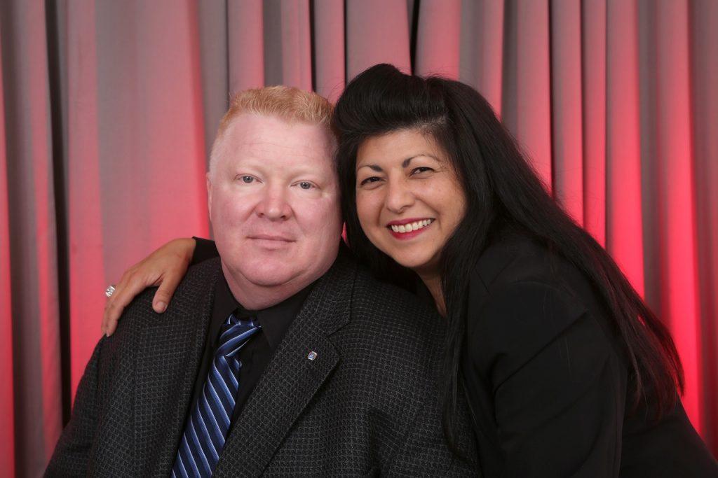 Andy and Susan Goza