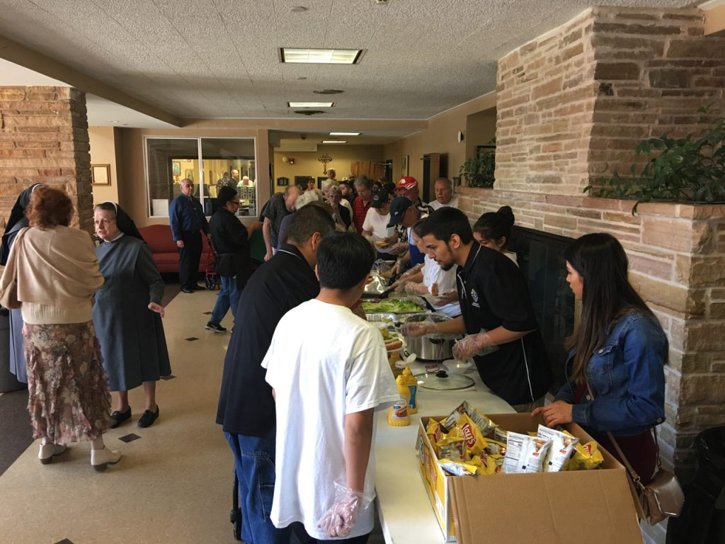 st joseph's cookout 2019 - 14 of 29