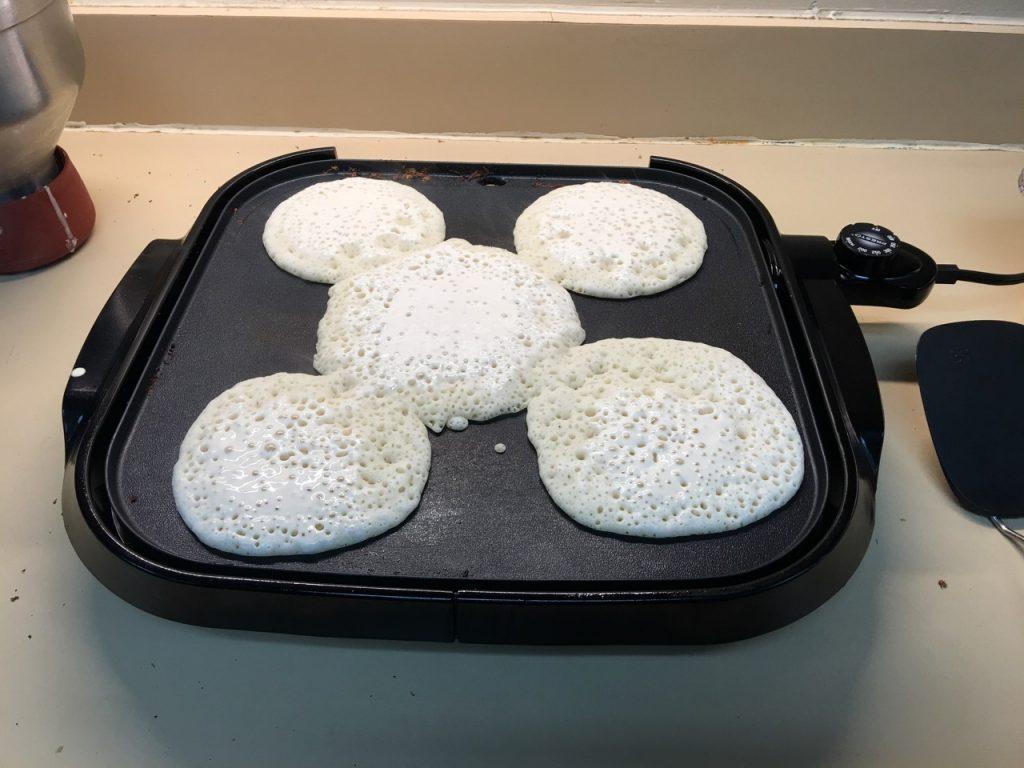 Jorge's pancakes