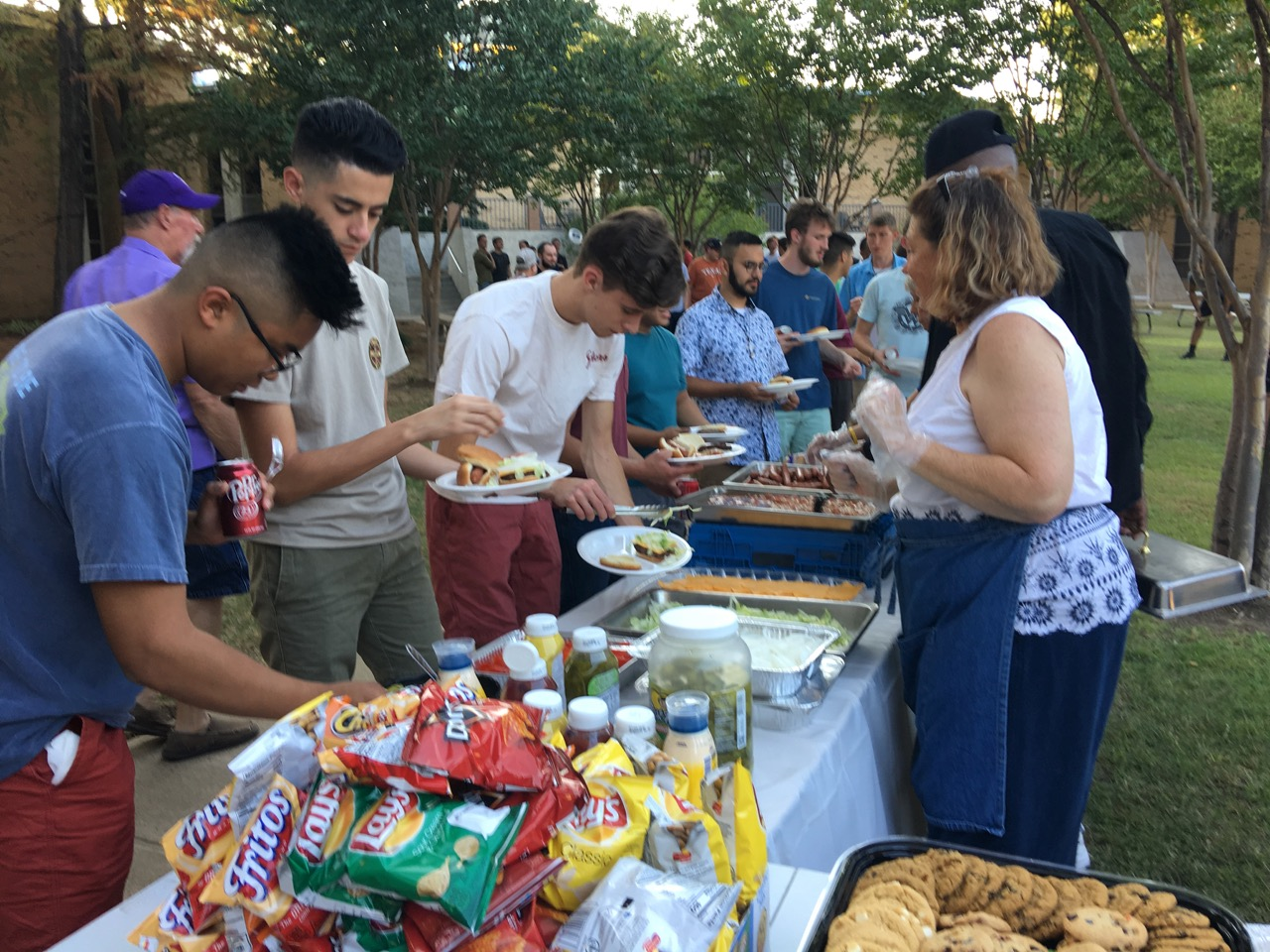 Seminay cookout 2019 - 5 of 21