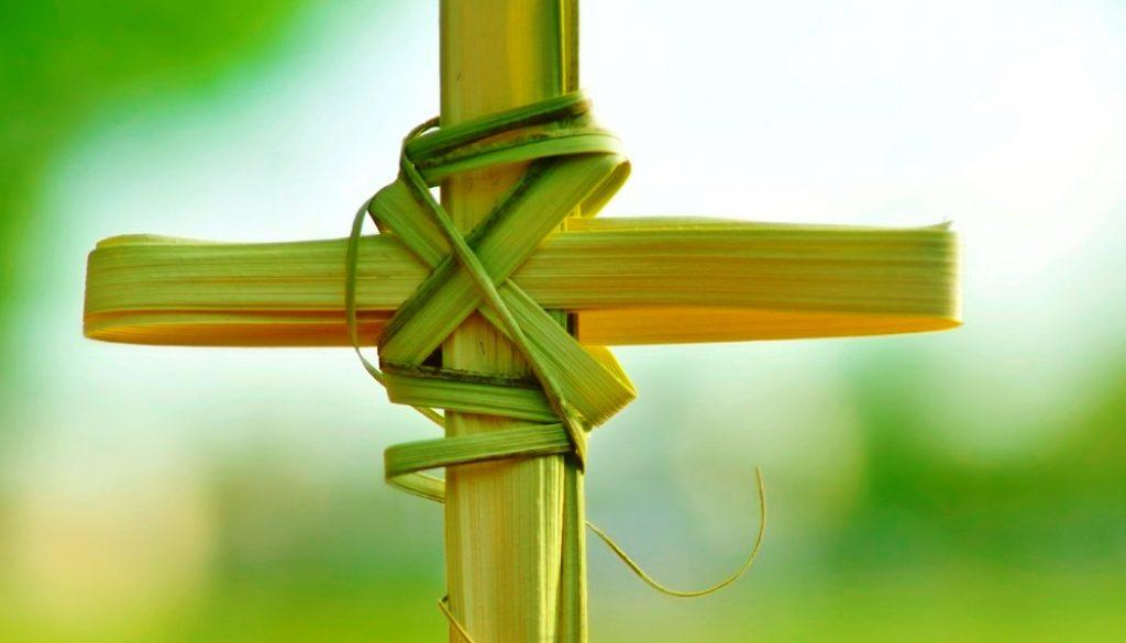 Palm-Sunday-palms-cross