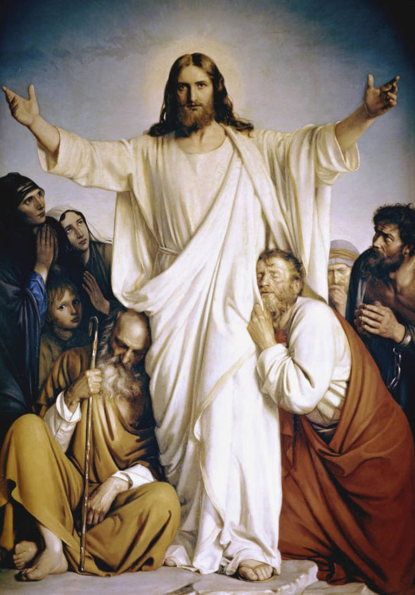 easter-second-coming-jesus-christ-rapture